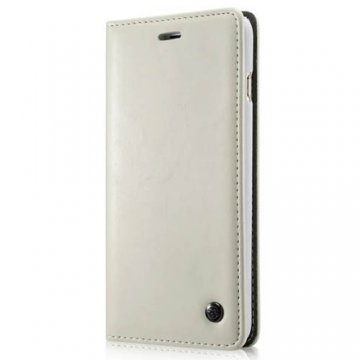 CaseMe 003 iPhone 6S Plus/6 Plus Business Style Magnetic Leather Wallet Case