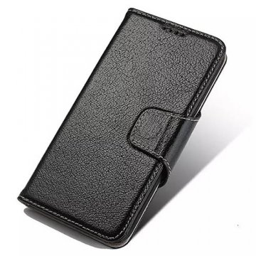 Yak Skin Genuine Leather Wallet Stand Case For Samsung Galaxy S6 Edge