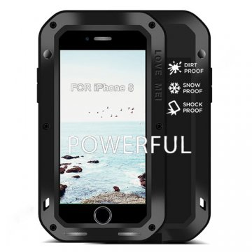 Love Mei Powerful iPhone 8 Protective Case
