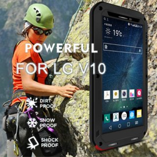 Love Mei Powerful LG V10 Protective Case