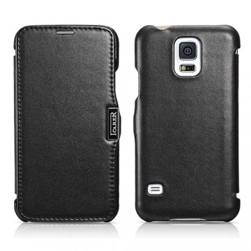 ICARER Luxury Series Side-open Case For Samsung Galaxy S5