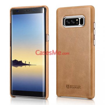 ICARER Samsung Galaxy Note 8 Transformer Vintage Back Cover Khaki