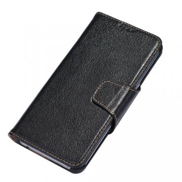Yak Skin Genuine leather Wallet Stand Case For Samsung Galaxy S7 Edge