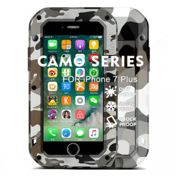 Love Mei Camo Series Powerful iPhone 7 Plus Protective Case