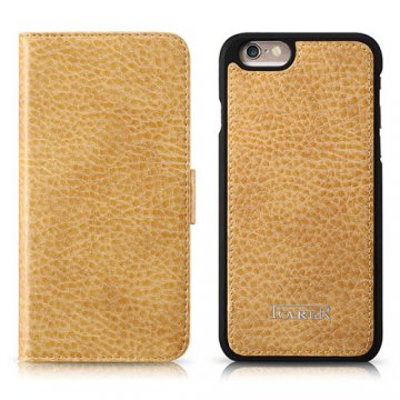 ICARER Multifunctional Microfiber Card-Slot Series Case For iPhone 6S/ 6