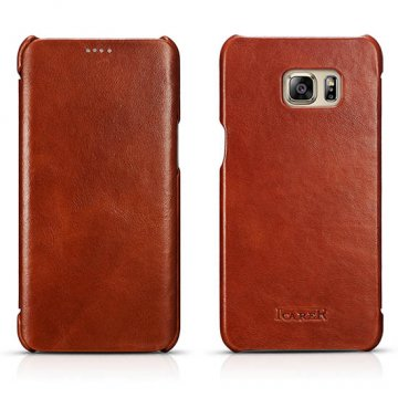 ICARER Vintage Series Case For Samsung Galaxy S6 Edge Plus