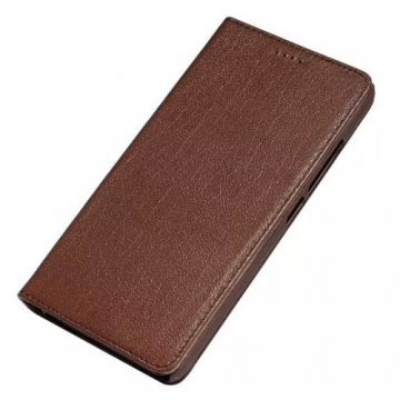 Tree Pattern Genuine Leather Casual Stand Case For Xiaomi Redmi Note 2