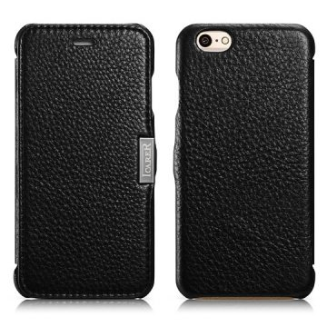 ICARER Litchi Pattern Series Side-open Case For iPhone 6S/ 6