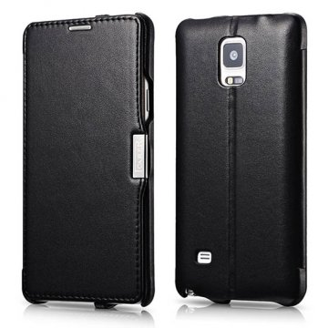 ICARER Luxury Series Side-open Case For Samsung Galaxy Note 4