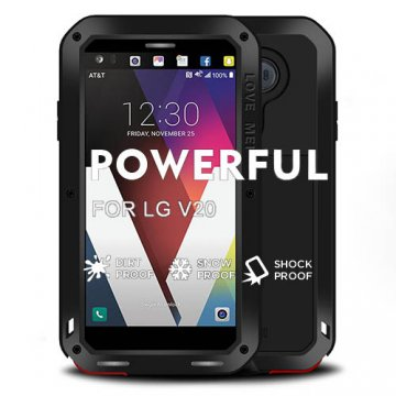 Love Mei Powerful LG V20 Protective Case