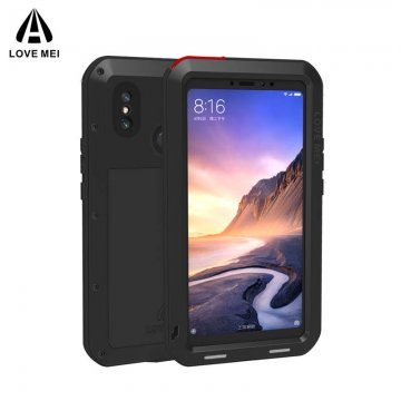 Love Mei Powerful Xiaomi Mi Max 3 Protective Case