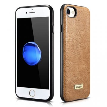 iCarer iPhone 7 Shenzhou Genuine Leather Fashional Back Cover Case
