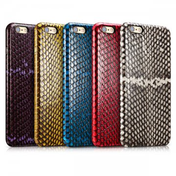 ICARER Genuine Snake Leather Case Series For iPhone 6 Plus/ 6S Plus