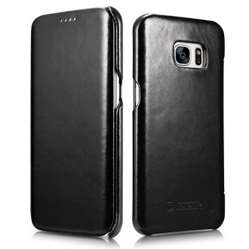 ICARER Vintage Series Case For Samsung Galaxy S7 Edge