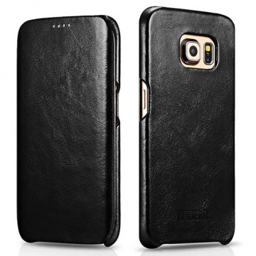 ICARER Vintage Series Case For Samsung Galaxy S6 Edge