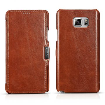 ICARER Vintage Series Case For Samsung Galaxy Note 5