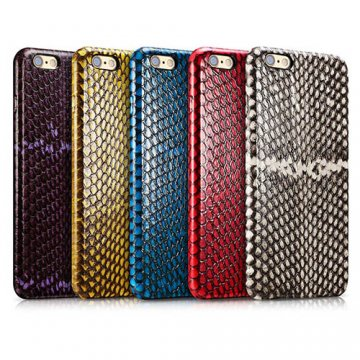 ICARER Genuine Snake Leather Case Series For iPhone 6S/ 6