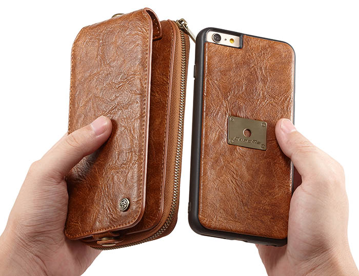 magnetic detachable flip case iphone 6