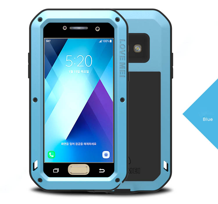 Love Mei Powerful Samsung Galaxy A3 2017 Protective Case