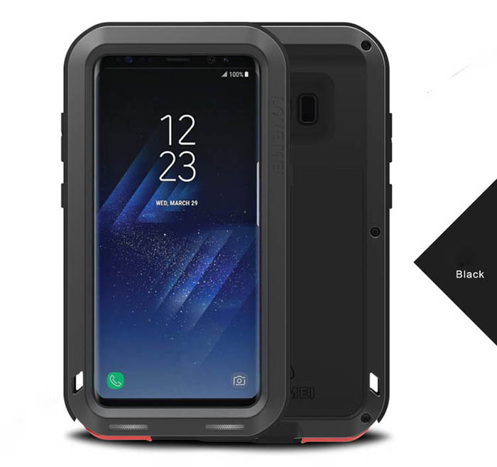 Love Mei Powerful Samsung Galaxy S8 Plus Protective Case