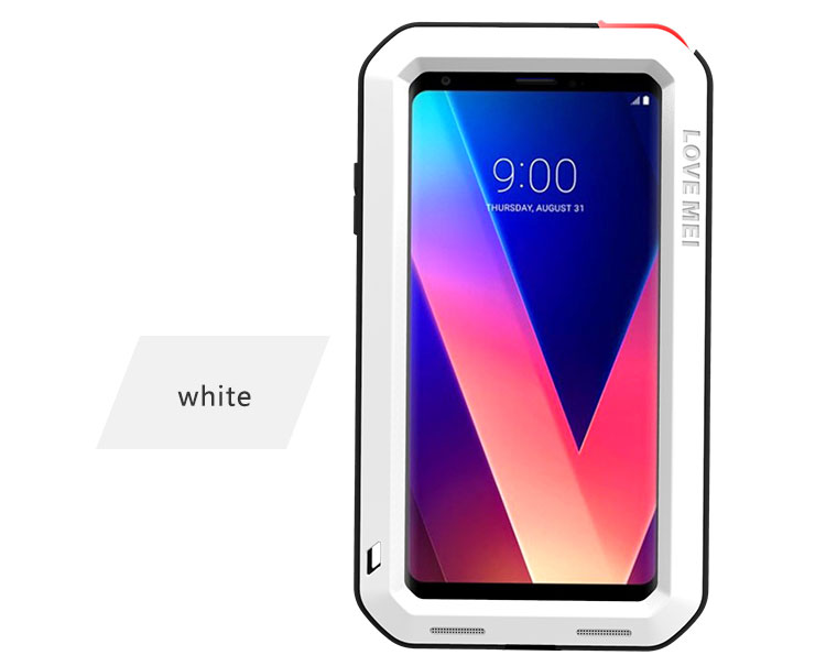 Love Mei Powerful LG V30 Protective Case
