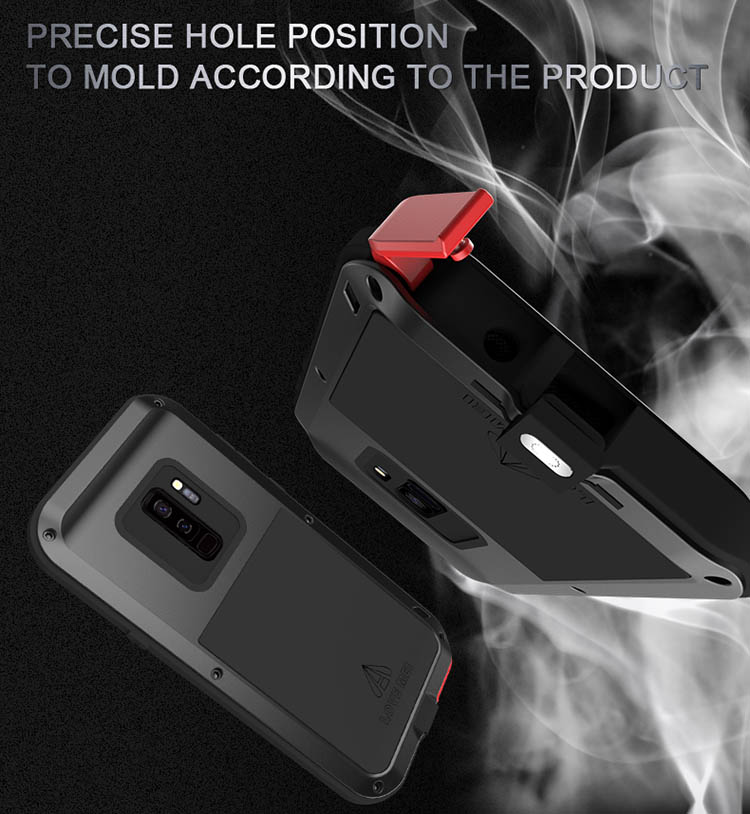 Love Mei Powerful Samsung Galaxy S9 Plus Protective Case