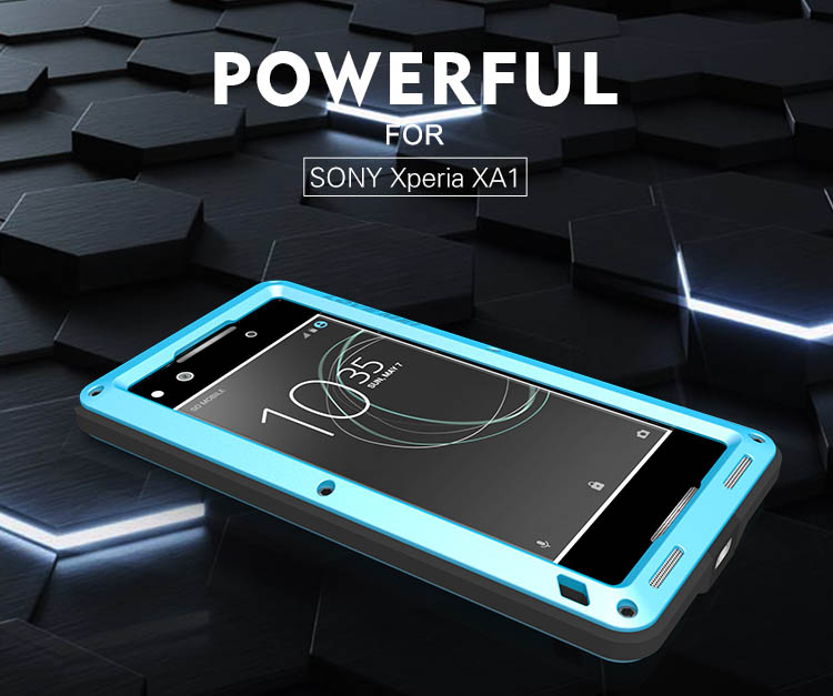 Love Mei Powerful Sony Xperia XA1 Protective Case