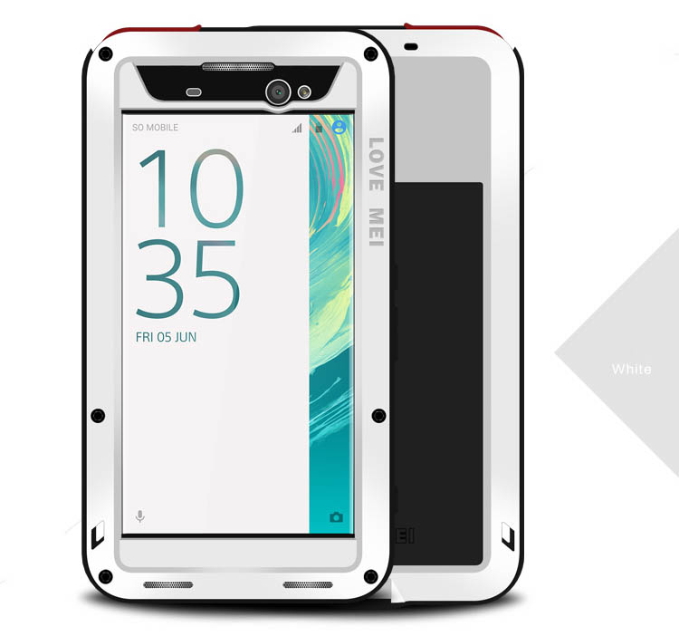 Love Mei Powerful Sony Xperia XA Ultra Protective Case