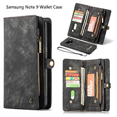 CaseMe Samsung Galaxy Note 9 Wallet Detachable 2 in 1 Case