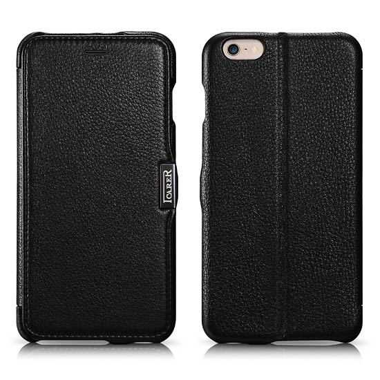 ICARER Litchi Pattern Series Side-open Case For iPhone 6 Plus/ 6S Plus