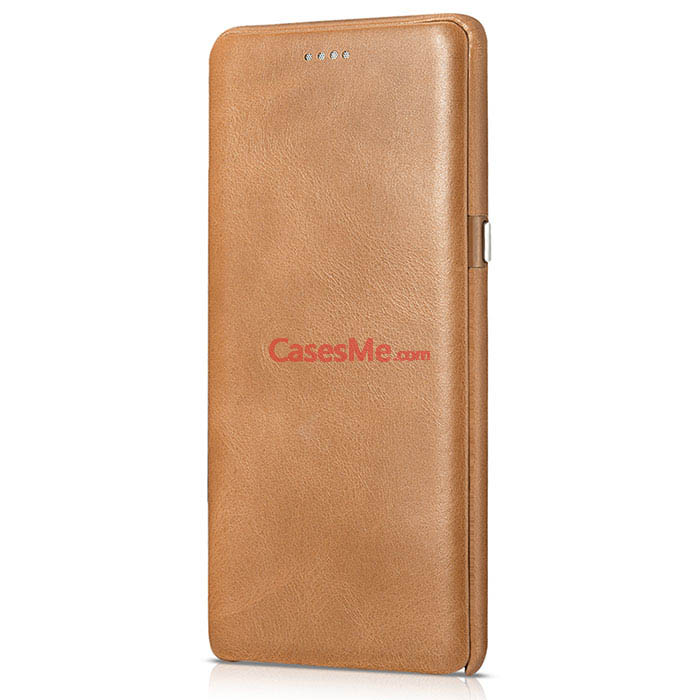 ICARER Samsung Galaxy Note 8 Curved Edge Vintage Case
