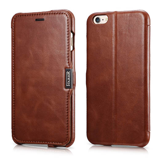 ICARER Vintage Series Side-open Case For iPhone 6 Plus/ 6S Plus