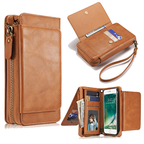 iphone 8 magnetic wallet case